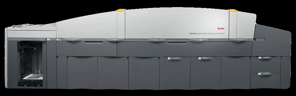 kodak digital production color printer