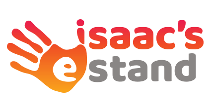Isaac's eStand logo | Maryland Logo Design