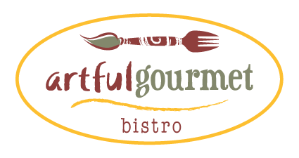 artful gourmet color logo