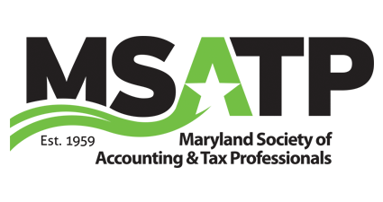 maryland society of accounting and tax professionals logo