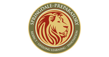 Springdale Preparatory School logo | Westminster MD Logo Design