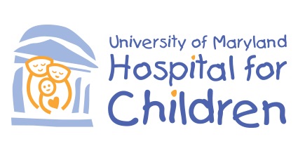 university of maryland hospital for children logo, Baltimore MD