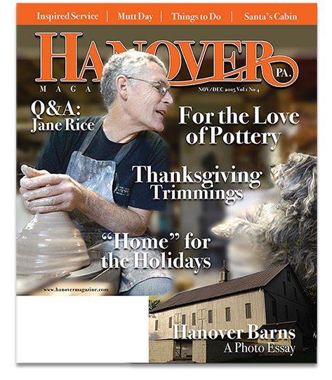 hanover magazine nov/dec