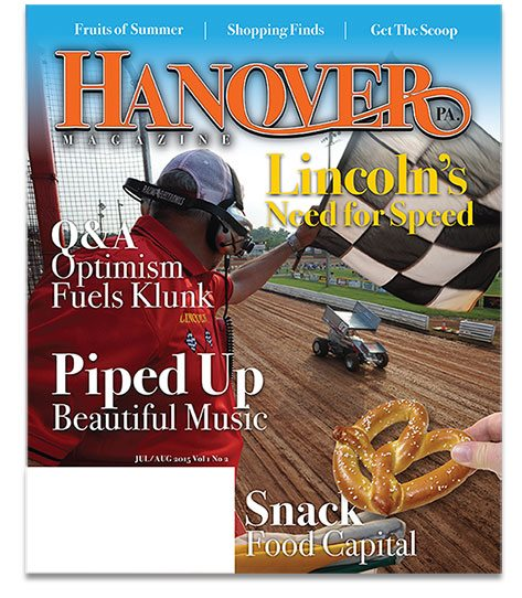 hanover magazine july/august