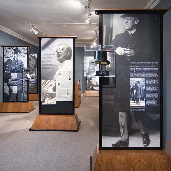 museum display | Graphic Design Baltimore Clients